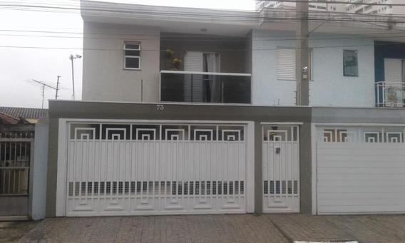 Sobrado Residencial À Venda, Vila Gonçalves, São Bernardo Do Campo - So17409. - So17409