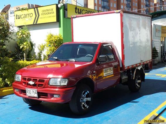 Chevrolet Luv Tfr 2.5cc Diesel Furgon