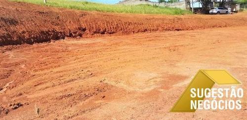 Imagem 1 de 14 de Ibiúna Terreno Esquina Loteamento Local Alto - 3587