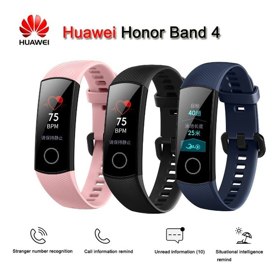 Reloj Inteligente Huawei Honor 4 Smartwatch