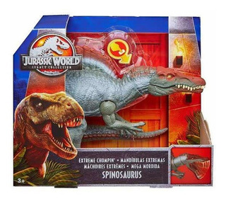 Jurassic World Spinosaurus Legacy Collection Mordida Extrema