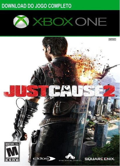 Just Cause 2 Compativel Xbox One Midia Digtital