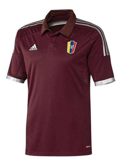 Camiseta De La Vinotinto 100%original Fvf Hjsy F50325 adidas
