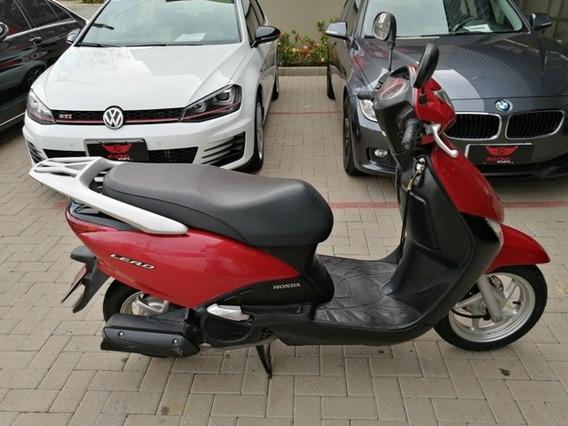 Honda - Lead 110 - 2012