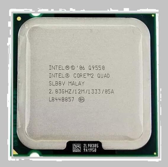 Processador Intel Core 2 Quad Q9550 12mb 2,83ghz Lga775