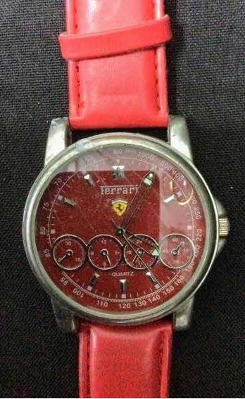 Relógio Masculino Ferrari F1 World Champion Colecionador