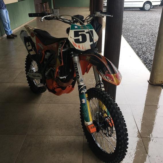 Ktm Sx-f 350 2011