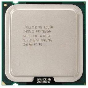 Processador Intel Pentium Dual Core E5500 2.80ghz 2mb/800mhz