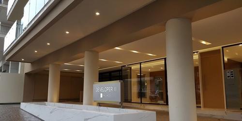 Imagen 1 de 20 de Venta - Developer Iii Palace - 2 Ambientes -1 Dormitorio  + Estudio - Al Frente + Cochera Cubierta