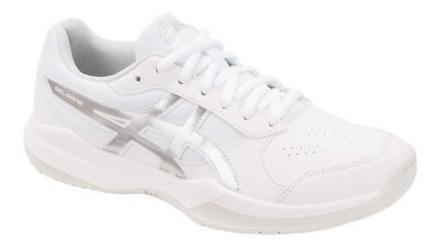 Tenis Asics Niño Blanco Gel Game 7 Gs 1044a008104