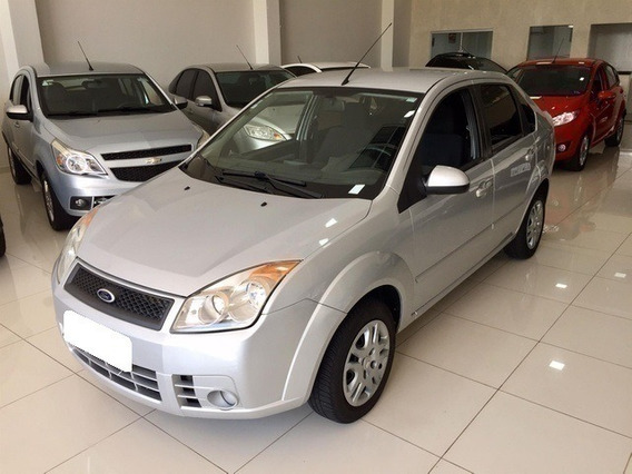 Ford Fiesta Sedan 1.6 Prata 8v Flex 4p Manual 2008