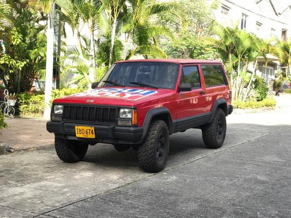 Jeep Cherokee, Perfecto Estado