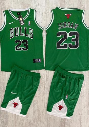 Uniforme Baloncesto Chicago Bulls Nba