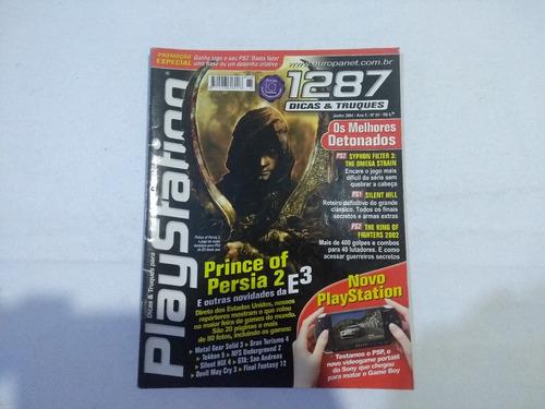 Revista Dicas E Truques Para Playstation Nº 65 Silent Hill
