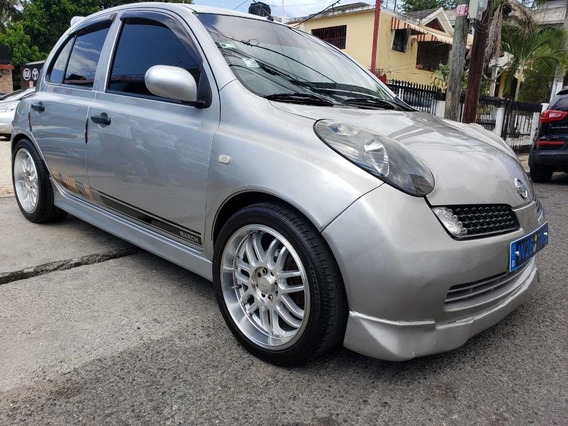 Nissan March Inicial 85,000
