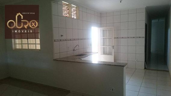 Casa Residencial À Venda, Jardim Noêmia, Franca. - Ca0283
