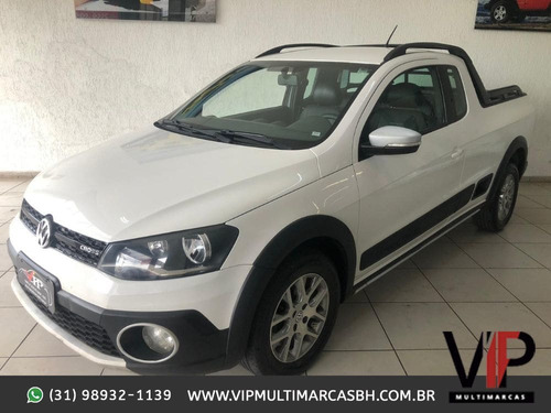 Volkswagen Saveiro Cross 1.6 Manual 16v Ce Flex 2014/2015