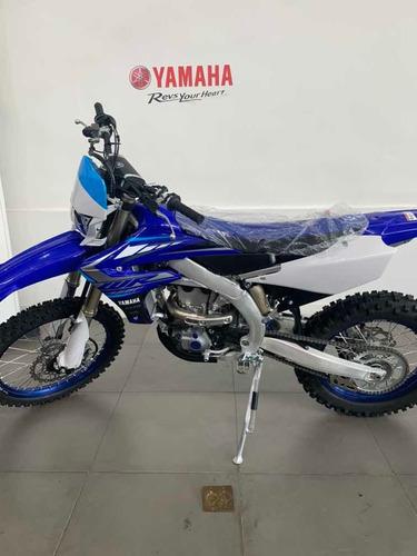 Yamaha Wr450f Azul 2021