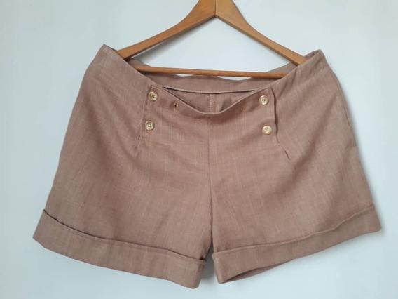 Ropa Dama Shorts Casuales Talla M