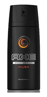 Axe Musk Desodorante Masculino En Aerosol X 150ml