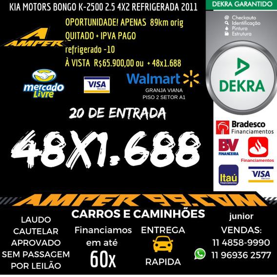 Kia Motors Bongo K-2500 2.5 Refrigerada 2011/12