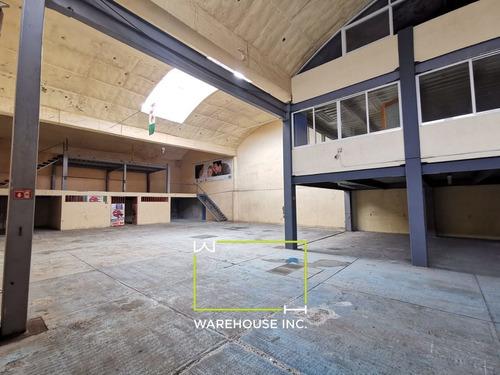 Imagen 1 de 24 de Bodega Industrial En Renta Vallejo