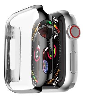 Capa Case Para Apple Watch Tpu Series 4 Ou 5 40mm Ou 44mm