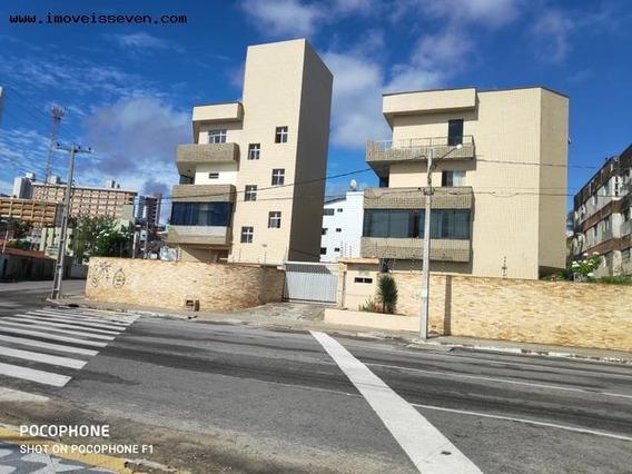 Apartamento Para Venda Em Natal, Praia Do Meio, 1 Dormitório, 1 Banheiro, 1 Vaga - _1-1386147