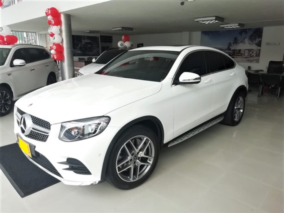 Mercedes Benz Clase Glc 250 4matic Coupe