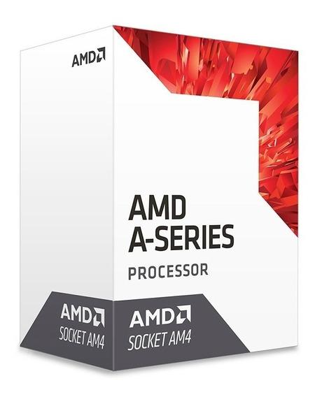 Processador Amd A8-9600. Am4 / 3.4 Ghz / 2 Mb / Radeon R7!
