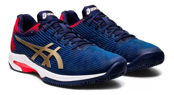 Tênis Asics Gel Solution Speed Ff Clay Masculino New 2020