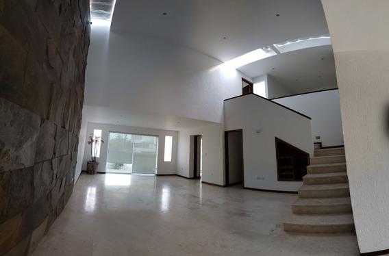 Casa En Renta Lomas De Angelopolis