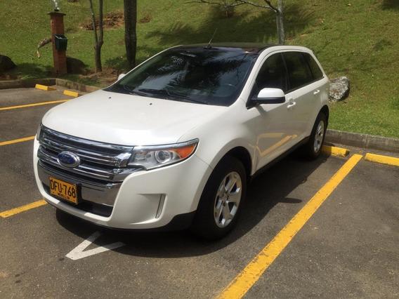 Ford Edge Limited [fl] Tp 3500cc Refull