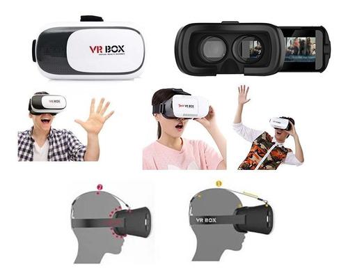 Gafas 3d Realidad Virtual Avanzada Vr Box Promocion Sin/cont