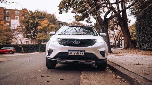 Ford Territory Titanium