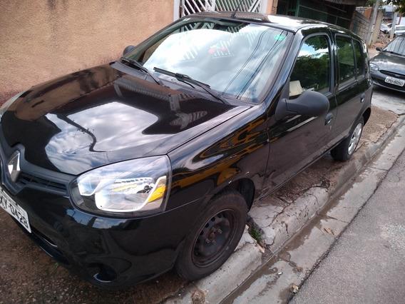 Renault Clio 1.0 16v Authentique Hi-power 5p 2015