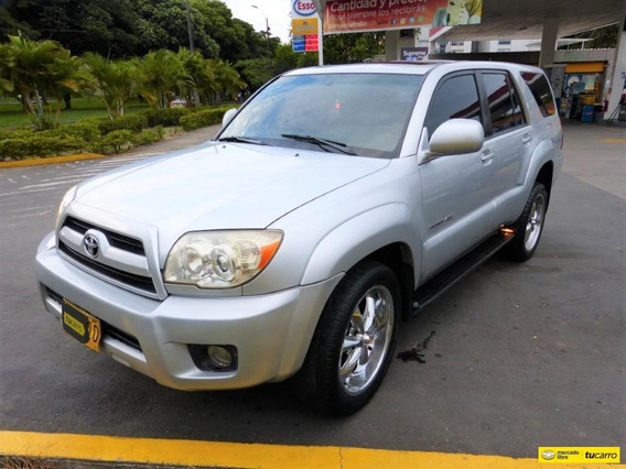 Toyota 4 Runner Limited At 4000cc 4x4