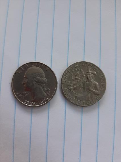 Monedas Antiguas De Ee.uu