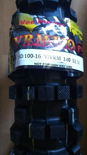 Cubierta Vee Rubber Vrm140 90/1000-16 - Bmmotopartes