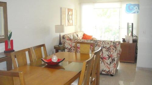 Imagem 1 de 15 de Apartamento À Venda - Praia Da Enseada - Guarujá - Ap4198