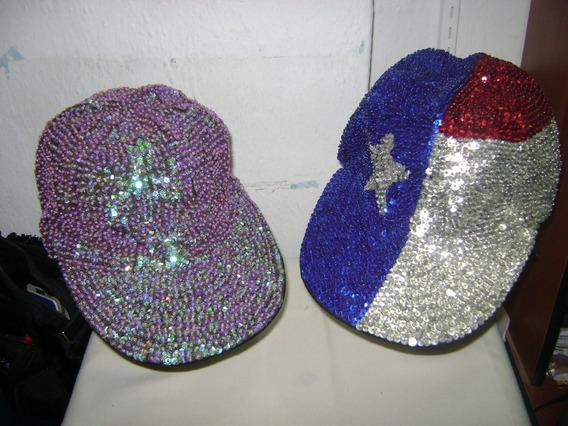 Gorras Para Damas Con Lentejuelas