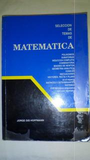 Matematica De 5to Ano- Jorge Hoffman
