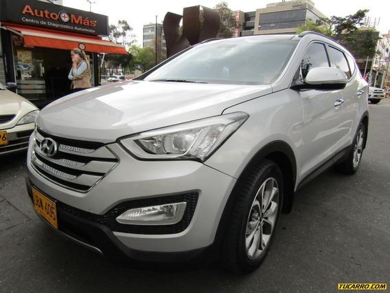 Hyundai Santa Fe Gls 3.4