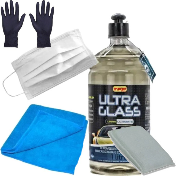Cristal Ultra Glass Removedor De Chuva Ácida P/ Vidros