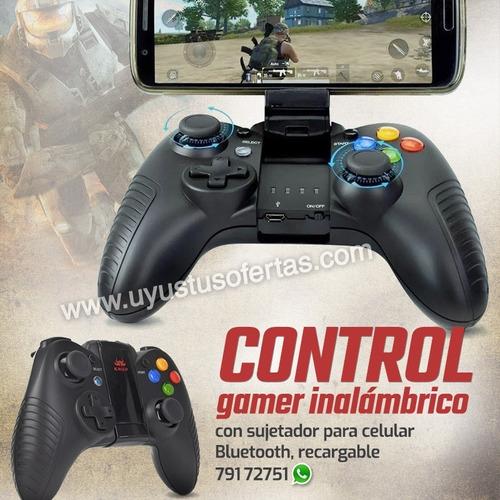 Gamepad Mando Para Juegos Inalámbrico