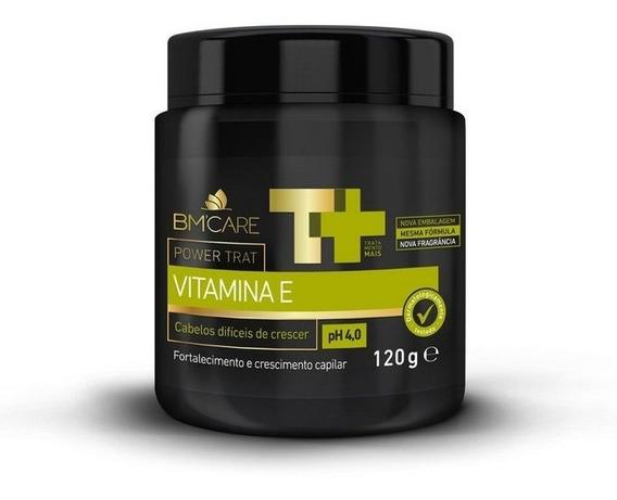 Bmcare Power Trat Vitamina E Cabelos Difíceis De Crescer