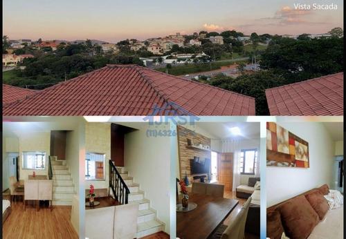 Sobrado Com 3 Dormitórios À Venda, 87 M² Por R$ 488.000 - Jardim Isaura - Santana De Parnaíba/sp - So2035