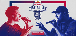 Entradas Para Red Bull Batalla De Los Gallos La Final!