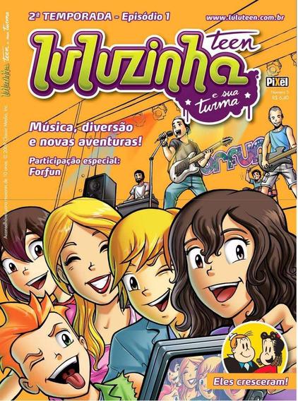 Revista Luluzinha Teen No. 5