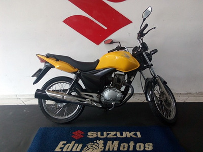 Honda Cg 150 Fan Esdi 2013